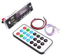MP3 Player Modul M011 DC 12V MP3 Bluetooth USB SD AUX FM Radio Fernbedienung