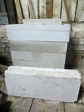 5 Stück Porenbetonsteine Gasbetonsteine YtongSteine 37x20x5 cm  59,5x25x11,5 cm