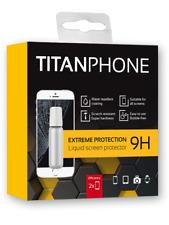 TITANPHONE Nano Invisible Liquid Screen Protector Glass Coating For All Phones
