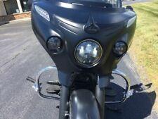 2017 Indian Motorcycle® Chieftain Dark Horse® Thunder Black Smoke