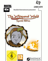 The Whispered World Special Edition Steam Pc Key Download Code [Blitzversand]