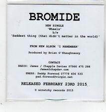 (GD217) Bromide, Wheels - 2015 DJ CD