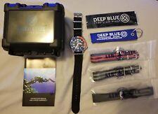 Deep Blue Pepsi Dial Limited Edition 1970/5000 Divers 300M Automatic Men's Watch