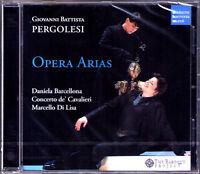 Daniela BARCELLONA PERGOLESI Opera Aria L'Olimpiade La Salustia Adriano in Siria