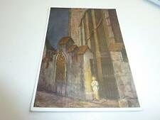 "vintage blank 70` greeting cards  Spötl""at midnight"" #83#"