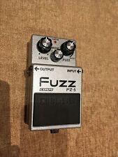 gitarren effektgerät boss FZ - 5
