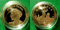 50 Bani 2019 *NEW* Queen Maria *PROOF* Commemorative Coin Romania Low Shipping!