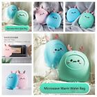 Silicone Hot Water Pouch Cartoon Theme Designed Household Winter Warmer Bottles
