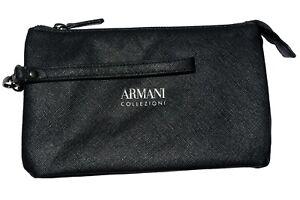 Armani Männer Tasche Handtasche Handgelenktasche Clutch Bag Clubag 17642 SALE