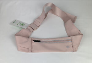 GAIAM excursion Waist Pack bag Pink Brand new