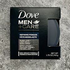 BNIB ~ Dove Defining Pomade ~ Men Care Non Greasy Formula ~ 1.75oz SAME DAY SHIP