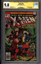 * X-MEN #102 (1976) CGC 9.8 Signed Claremont Origin Storm! (1960495024) *