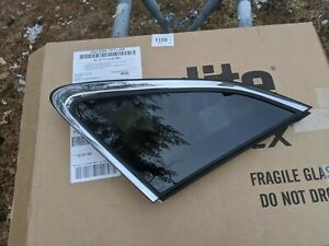 Lincoln FORD OEM MKC-Rear Quarter Panel Side Window Glass Right EJ7Z7829710A