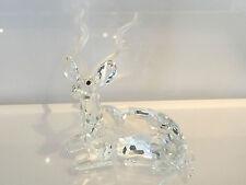SWAROVSKI Figura OFFERTA SPECIALE anni personaggio 1994 Kudu 10,5 cm! (ottimo stato!)