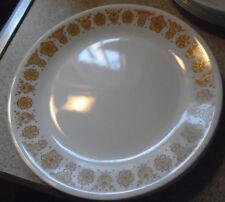 8  CORELLE BUTTERFLY GOLD Bread Plates
