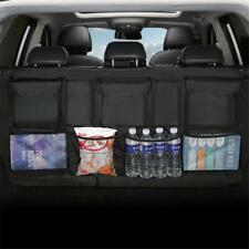 Universal Car Trunk Storage Cargo Net Bag Car Seat Oxford Mesh Organizer Holder