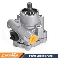 Brand New Power Steering Pump For 1996-2000 Nissan Pathfinder Infiniti QX4