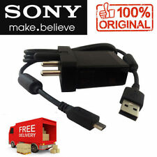 ORIGINAL SONY CHARGER EP880 1500mA  (ADAPTOR + USB CABLE) FOR XPERIA MODELS+BILL