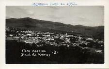 brazil, PARA DE MINAS, Vista Parcial (1952) Real Photo