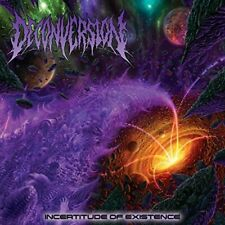 Deconversion - Incertitude Ofexistence CD NEW