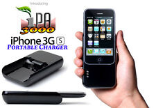 iPa 3000 Portable External Battery Pack Charger Case for iPhone 3G & 3Gs 3000mah
