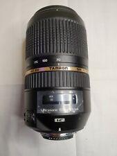 Tamron 70-300mm f/4-5.6 Di VC USD SP Lens - Nikon