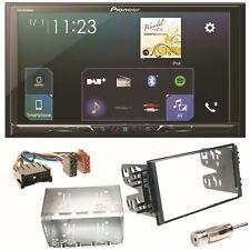 Pioneer SPH-DA230DAB Bluetooth Autoradio Einbauset für Kia Sorento JC Rio DC Car