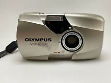 Olympus Stylus Epic 35mm f/2.8 All Weather Film Point Shoot Compact Camera Works