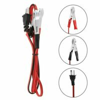 Charging Cable DC Cord Wire Alligator clip Portable Industrial Durable