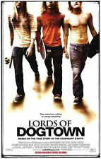 LORDS OF DOGTOWN Movie Promo POSTER Heath Ledger Samantha Lockwood Victor Rasuk