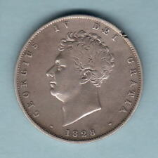 Great Britain. 1828 George IV - Halfcrown.. aVF/F+ - SCARCE Date