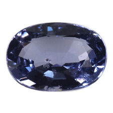 1.11ct 7.7x5.8mm Oval-Cut  Natural Purple Spinel