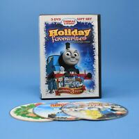Thomas & Friends Holiday Favourites 3 DVD Gift Set - Holiday Express Ultimate Ch