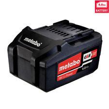 Metabo Genuine 625591000 18v Li-Ion Li-Power Cordless 4.0Ah Battery New