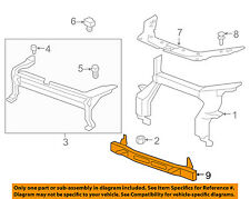 GM OEM Radiator Core Support-Lower Tie Bar Bracket 25796740