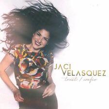 Trust (Confio) by Jaci Velasquez (CD, Integrity Music) New