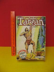 1974 AURORA COMIC SCENES TARZAN MODEL KIT BOX - EDGAR RICE BURROUGHS NOVEL