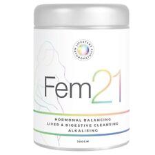 * LifeStart Naturopathics Fem21 300g Hormonal Balacing Alkalising