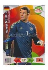 Panini Adrenalyn Road World Cup Brazil 181 Mario Gavranovic Base Card