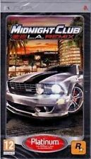 PSP Game Midnight Club La Remix for Sony PlayStation Portable
