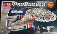 Mega Bloks ProBuilder Star Trek Enterprise The Next Generation (9777) New Sealed
