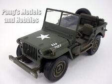 Willys Jeep 1/32 Scale Diecast Metal Model by Newray