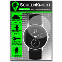 ScreenKnight Withings Steel HR 36mm SCREEN PROTECTOR Invisible Shield