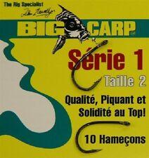 Hameçon Big Carp Serie 1 N°2