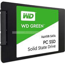 "New Western Digital SSD240GB WD Green2.5"" 7mm 540MB/s Read Solid State Drive"
