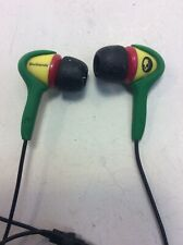 Skullcandy Buds In Ear Only Headphones Green Yellow Red ElectronicsRecycled.com