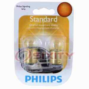 Philips Dome Light Bulb for Rover 3500S 1969-1971 Electrical Lighting Body jh