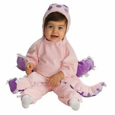 RUBIE'S OCTOPUS COSTUME! PINK & LAVENDER JUMPSUIT NEW [SIZE TODDLER]