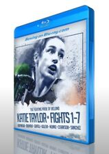 Katie Taylor: Fights 1 to 7 on Blu-ray