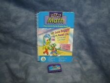 """Leapfrog/ Leap 2    Math  """"The Great Dune Buggy Race""""         Book and Cart"""
